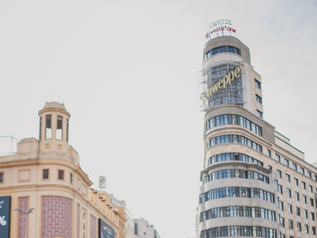 La boda de Guille y Mary en Madrid, Madrid 164