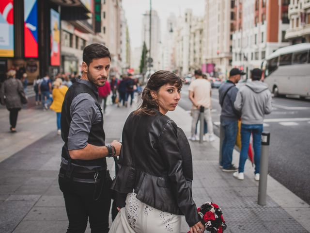 La boda de Guille y Mary en Madrid, Madrid 173