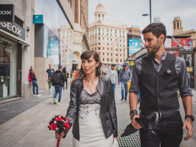 La boda de Guille y Mary en Madrid, Madrid 174