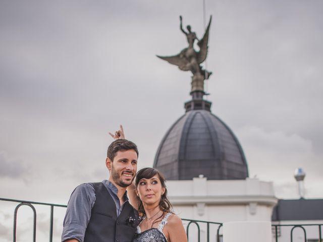 La boda de Guille y Mary en Madrid, Madrid 181