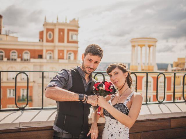 La boda de Guille y Mary en Madrid, Madrid 197