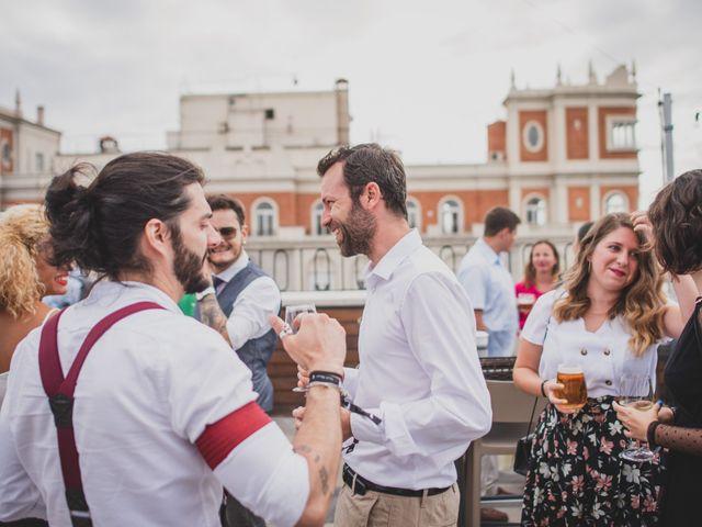 La boda de Guille y Mary en Madrid, Madrid 212