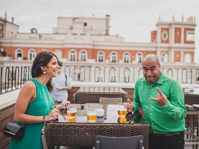 La boda de Guille y Mary en Madrid, Madrid 214