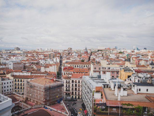 La boda de Guille y Mary en Madrid, Madrid 218