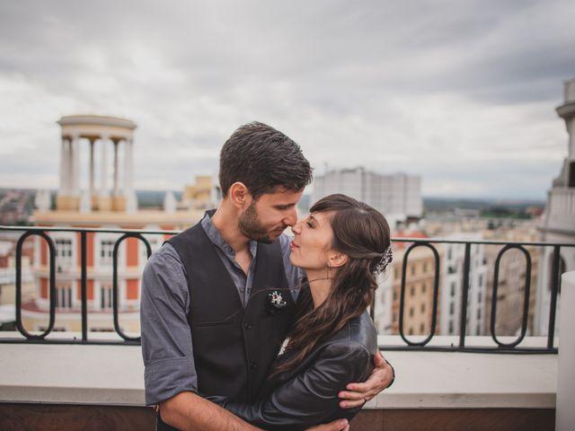La boda de Guille y Mary en Madrid, Madrid 242