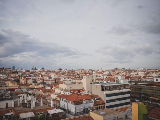 La boda de Guille y Mary en Madrid, Madrid 258