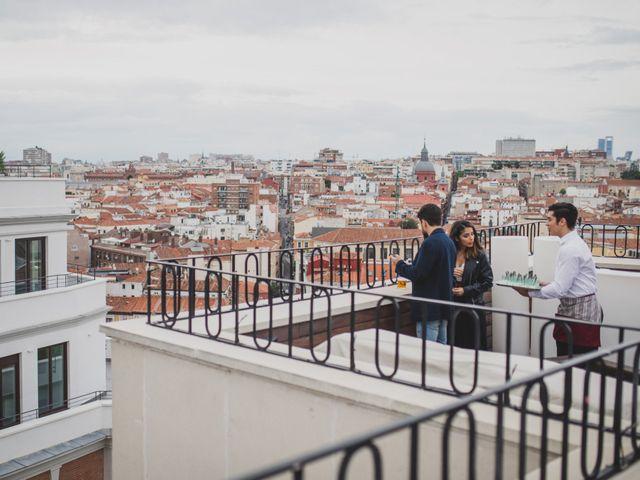 La boda de Guille y Mary en Madrid, Madrid 265