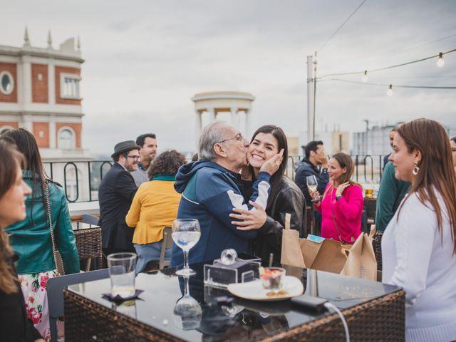 La boda de Guille y Mary en Madrid, Madrid 303