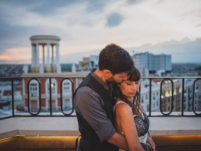 La boda de Guille y Mary en Madrid, Madrid 313