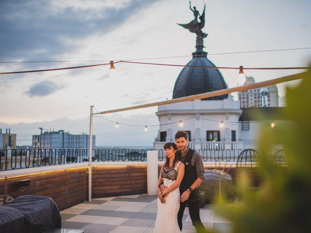 La boda de Guille y Mary en Madrid, Madrid 316