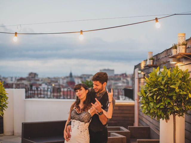 La boda de Guille y Mary en Madrid, Madrid 318