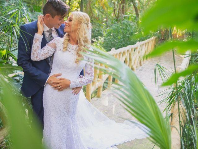 La boda de Camilo y Julia