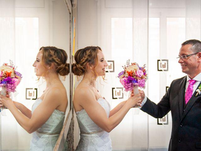 La boda de Víctor y Amanda en Bigues, Barcelona 18
