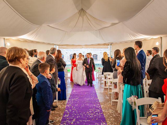 La boda de Víctor y Amanda en Bigues, Barcelona 29