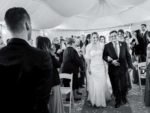 La boda de Víctor y Amanda en Bigues, Barcelona 30