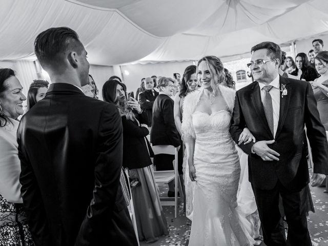 La boda de Víctor y Amanda en Bigues, Barcelona 31