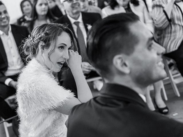 La boda de Víctor y Amanda en Bigues, Barcelona 34