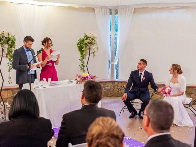 La boda de Víctor y Amanda en Bigues, Barcelona 35