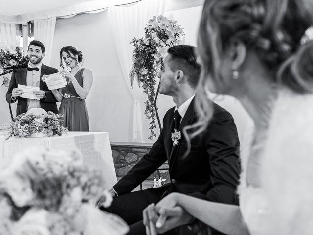 La boda de Víctor y Amanda en Bigues, Barcelona 36