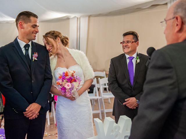 La boda de Víctor y Amanda en Bigues, Barcelona 38