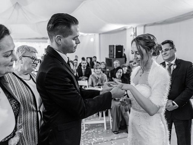 La boda de Víctor y Amanda en Bigues, Barcelona 39