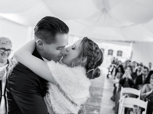 La boda de Víctor y Amanda en Bigues, Barcelona 40