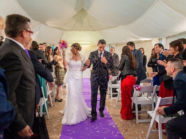 La boda de Víctor y Amanda en Bigues, Barcelona 41