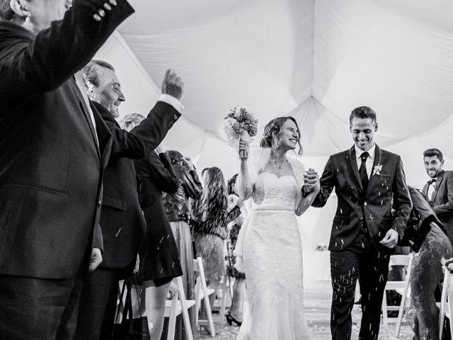 La boda de Víctor y Amanda en Bigues, Barcelona 42