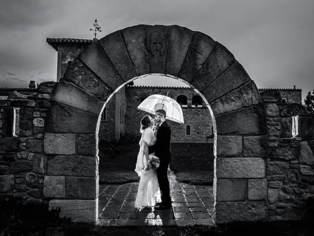 La boda de Víctor y Amanda en Bigues, Barcelona 43