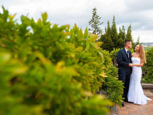 La boda de Víctor y Amanda en Bigues, Barcelona 45