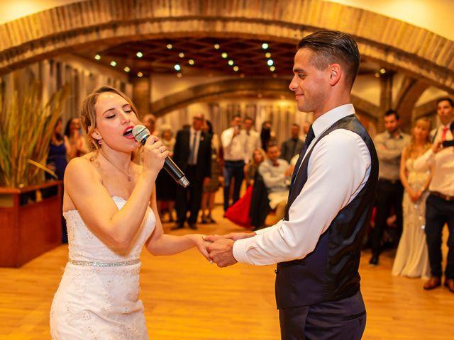 La boda de Víctor y Amanda en Bigues, Barcelona 61