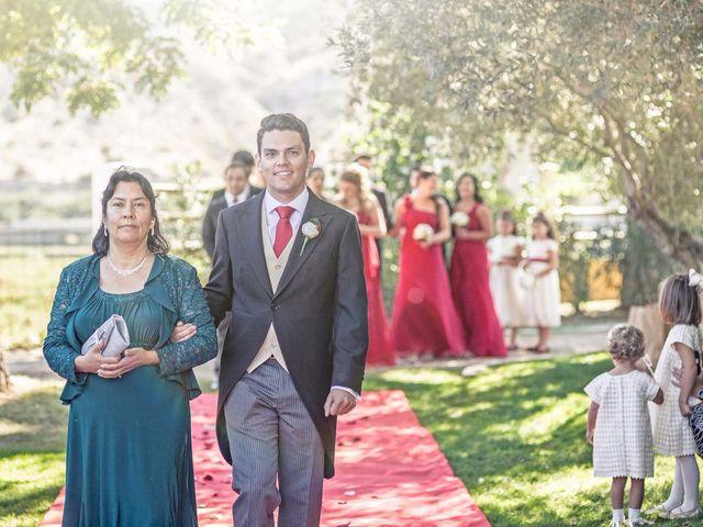La boda de John y Sofia en Ciempozuelos, Madrid 14