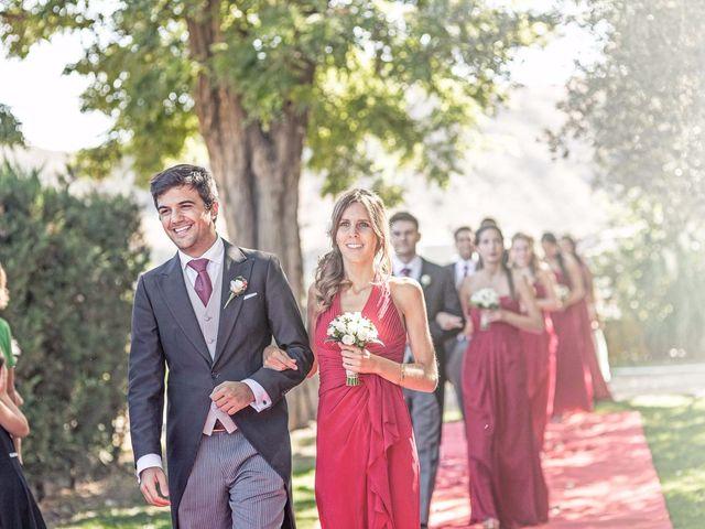 La boda de John y Sofia en Ciempozuelos, Madrid 15
