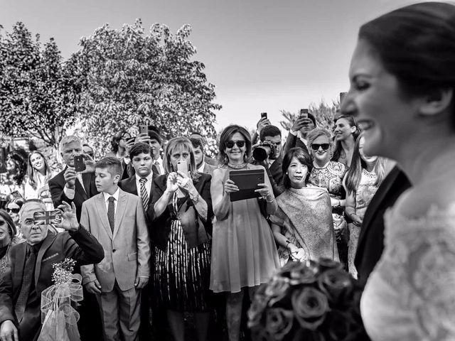 La boda de John y Sofia en Ciempozuelos, Madrid 16