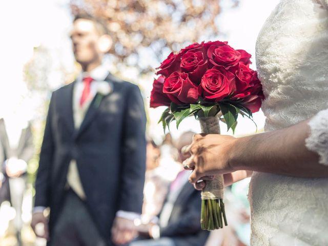 La boda de John y Sofia en Ciempozuelos, Madrid 18