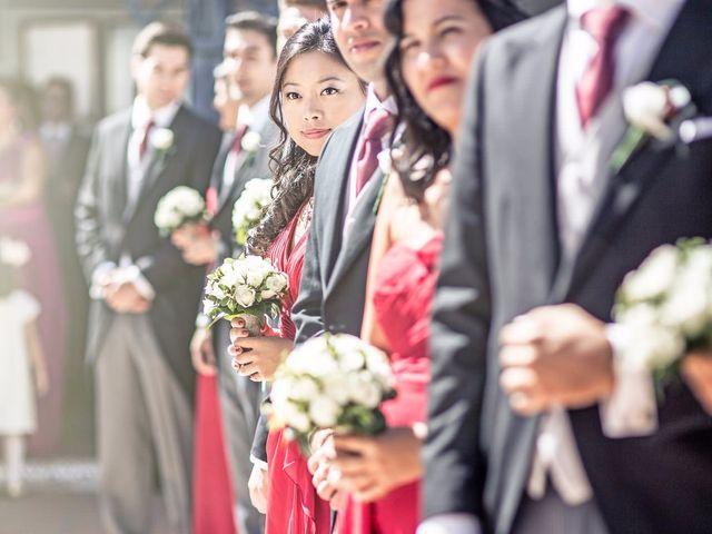 La boda de John y Sofia en Ciempozuelos, Madrid 28