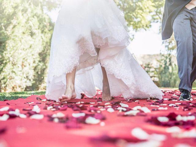 La boda de John y Sofia en Ciempozuelos, Madrid 2