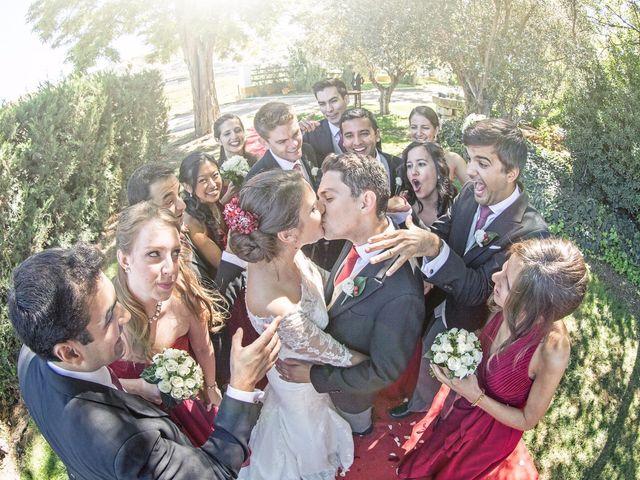 La boda de John y Sofia en Ciempozuelos, Madrid 33