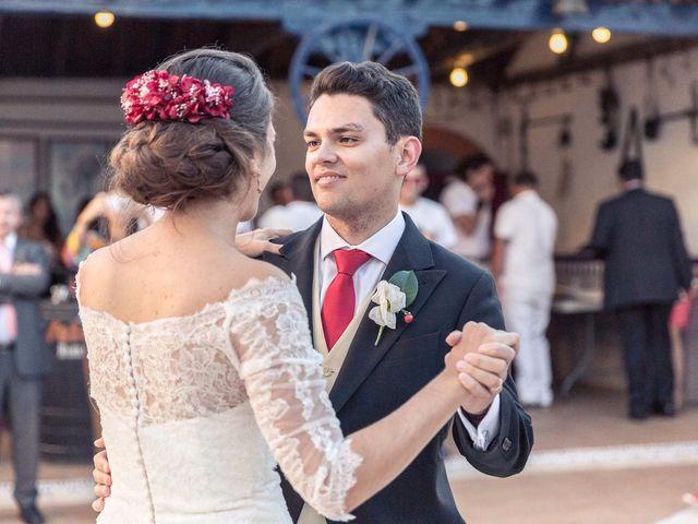 La boda de John y Sofia en Ciempozuelos, Madrid 41