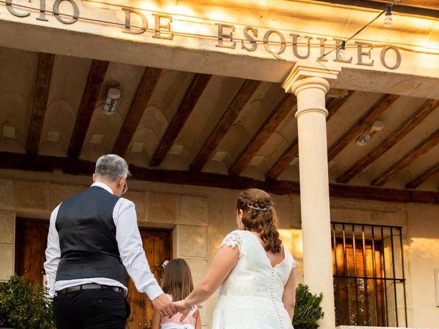 La boda de Fer y Vic en Sotos De Sepulveda, Segovia 7