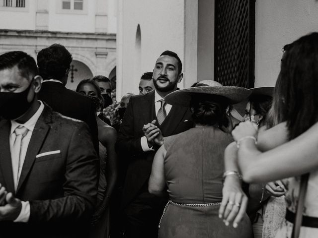 La boda de Adrián y Ángeles en El Puerto De Santa Maria, Cádiz 44