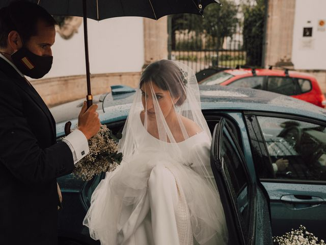 La boda de Adrián y Ángeles en El Puerto De Santa Maria, Cádiz 46