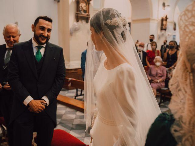 La boda de Adrián y Ángeles en El Puerto De Santa Maria, Cádiz 48
