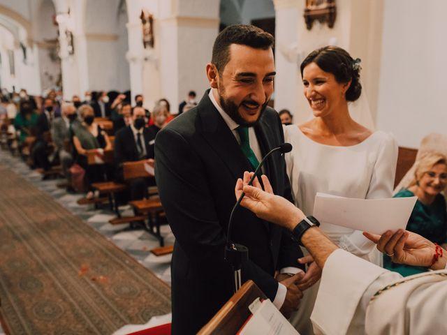 La boda de Adrián y Ángeles en El Puerto De Santa Maria, Cádiz 50