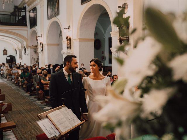La boda de Adrián y Ángeles en El Puerto De Santa Maria, Cádiz 52