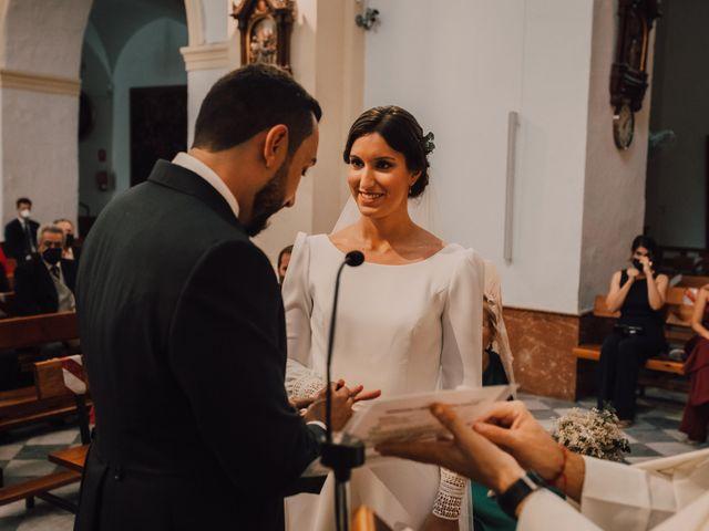La boda de Adrián y Ángeles en El Puerto De Santa Maria, Cádiz 53