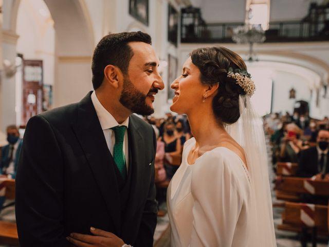 La boda de Adrián y Ángeles en El Puerto De Santa Maria, Cádiz 54