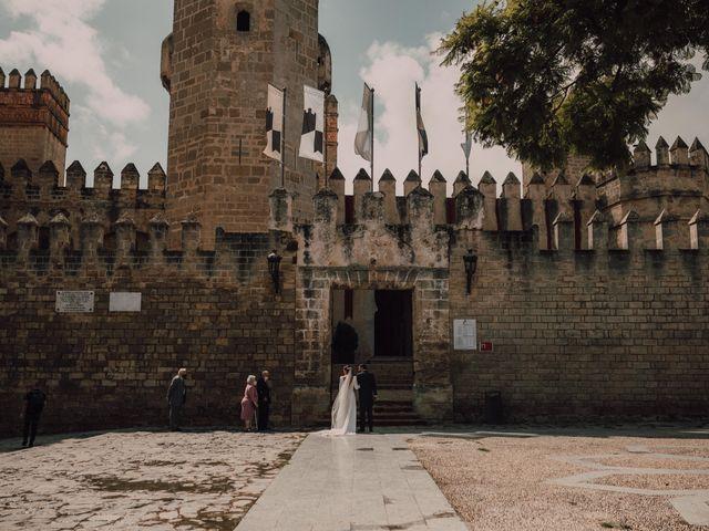 La boda de Adrián y Ángeles en El Puerto De Santa Maria, Cádiz 63