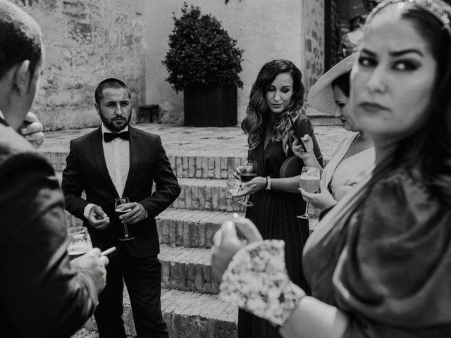 La boda de Adrián y Ángeles en El Puerto De Santa Maria, Cádiz 74