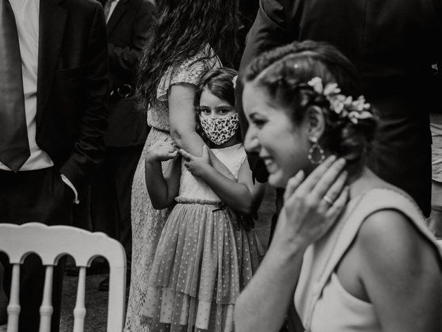 La boda de Adrián y Ángeles en El Puerto De Santa Maria, Cádiz 80
